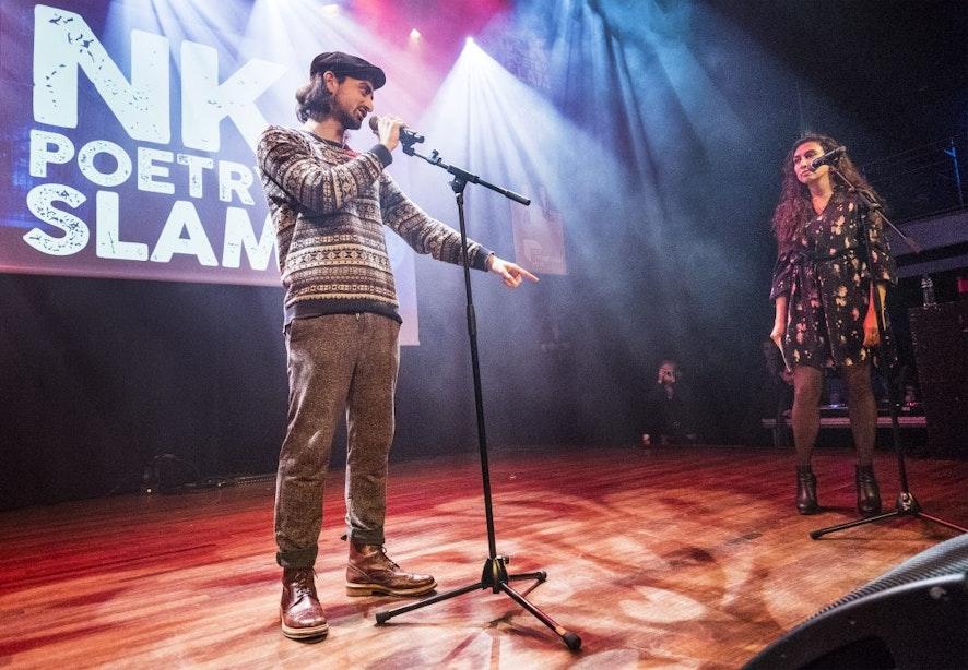 Deelnemers halve finale NK Poetry Slam Utrecht bekend