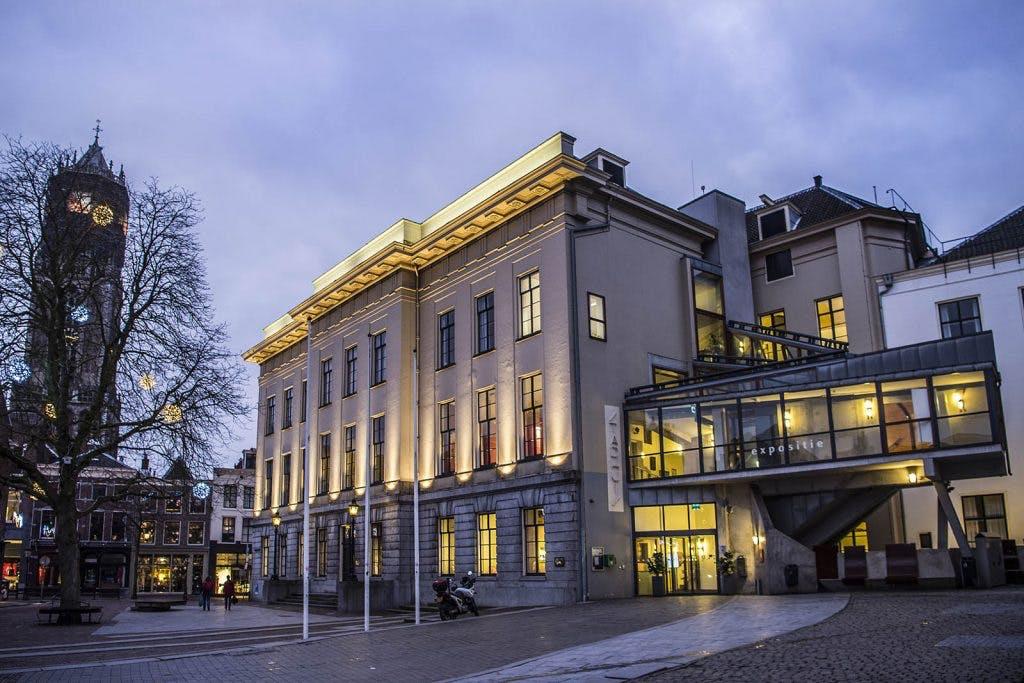 De renovatie van het stadhuis in Utrecht gaat 10 miljoen euro kosten