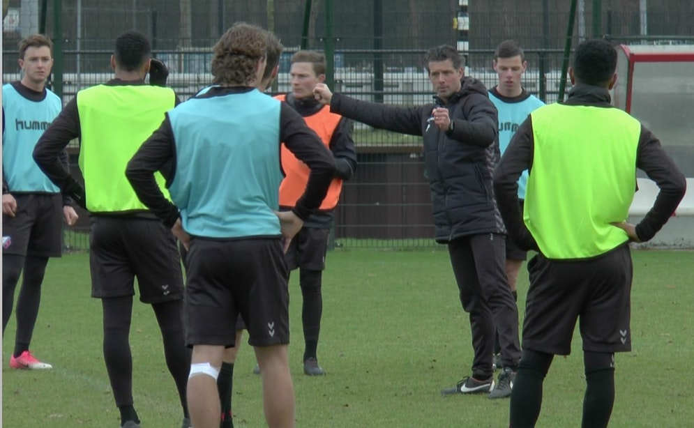 'Jean-Paul de Jong was vijfde keus bij FC Utrecht'