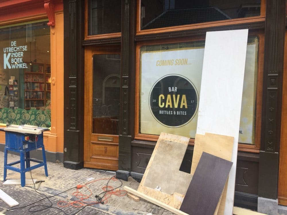 Bar Cava neemt plek in van stomerij Duraco aan de Ganzenmarkt