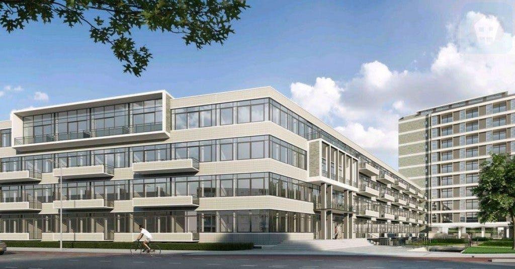 Transformatie voormalige Hogeschool Utrecht aan Nijenoord van start; 192 huurwoningen in Ondiep