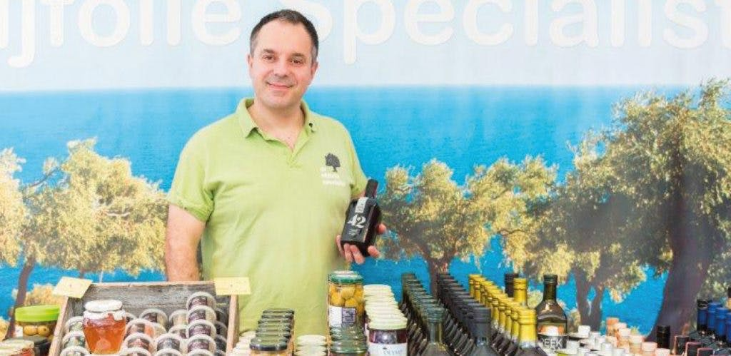 Gezond leven begint bij zuivere olijfolie