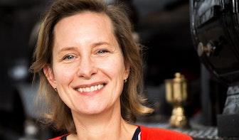 Utrecht volgens de nieuwe directeur van het Spoorwegmuseum Nicole Kuppens