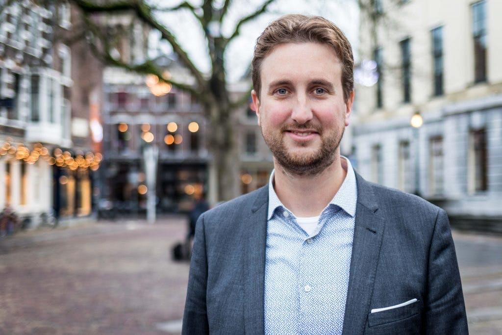Raadverlater Steven de Vries: 'Niet alles wat je wilt, lukt uiteindelijk ook'