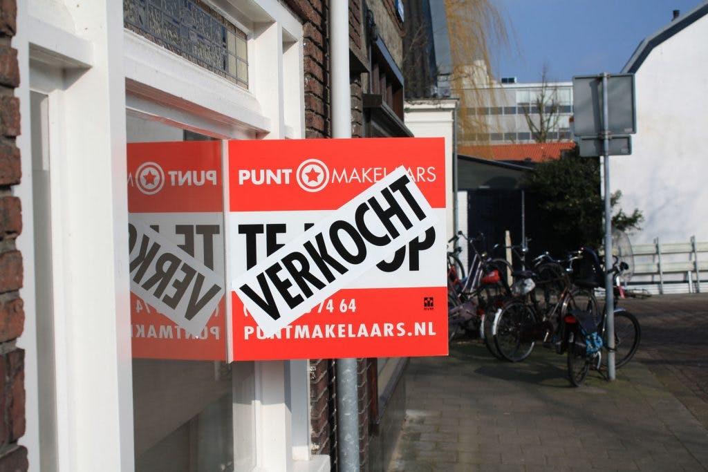 De gemiddelde verkoopprijs voor een huis in Utrecht is 307.737 euro
