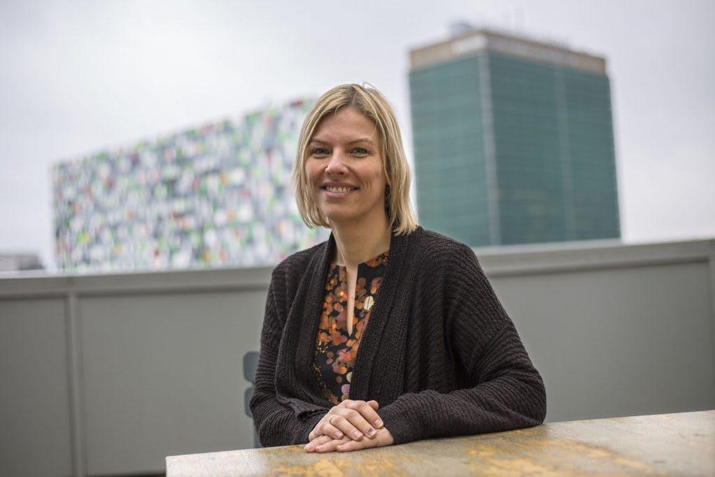 Allemaal Utrechters – Helga Gardarsdottir: ´Mijn kinderen juichen met het WK net zo hard voor IJsland'