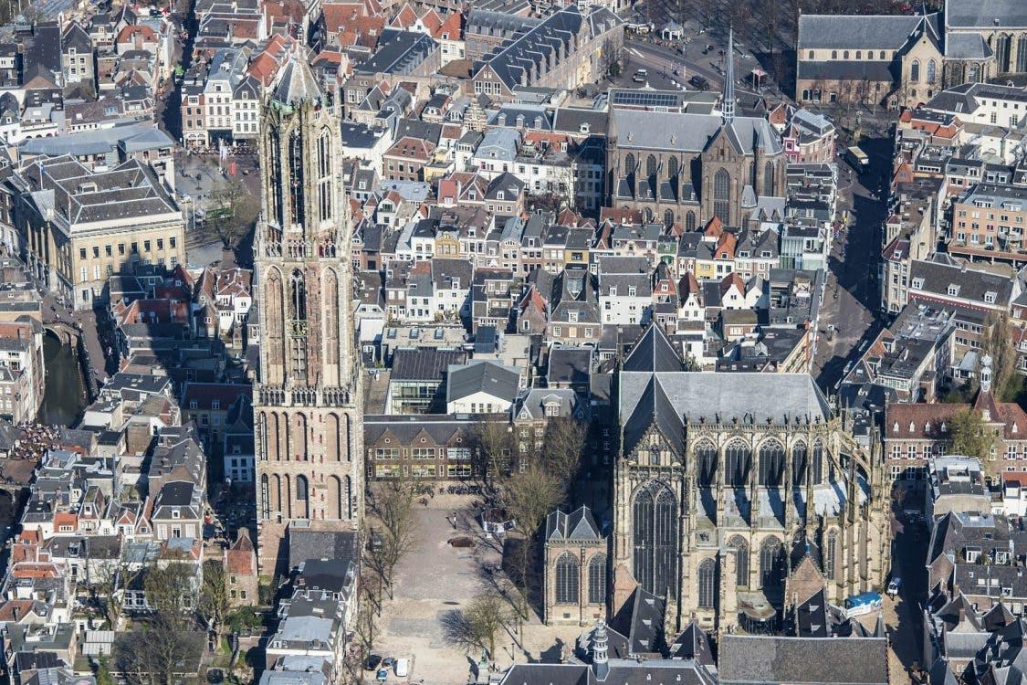 Economie in Utrecht groeide met 3,2 procent in 2017