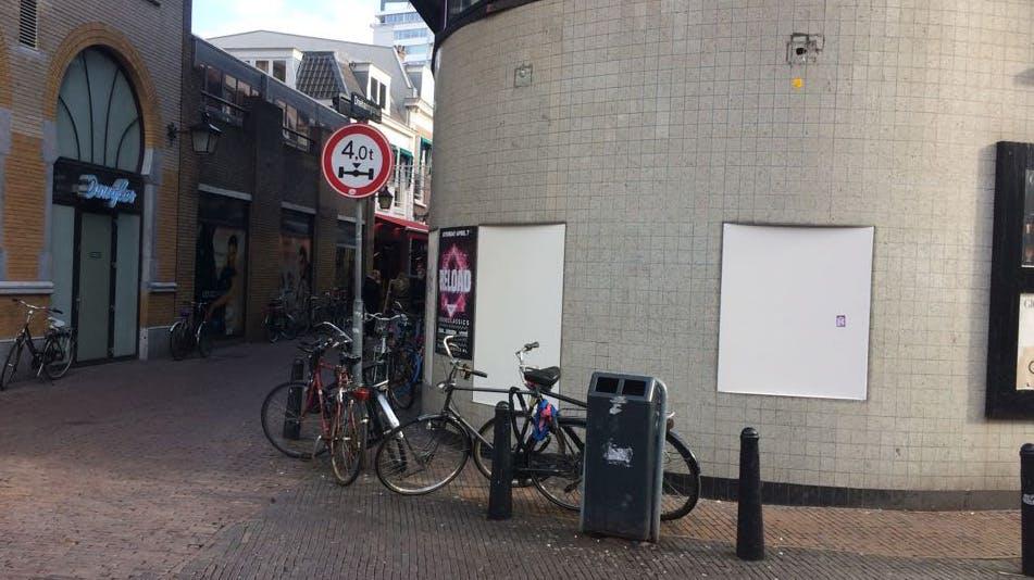 Pinautomaten ING aan Vredenburgplein ook gesloten; Waar kan je nu nog pinnen in de binnenstad?