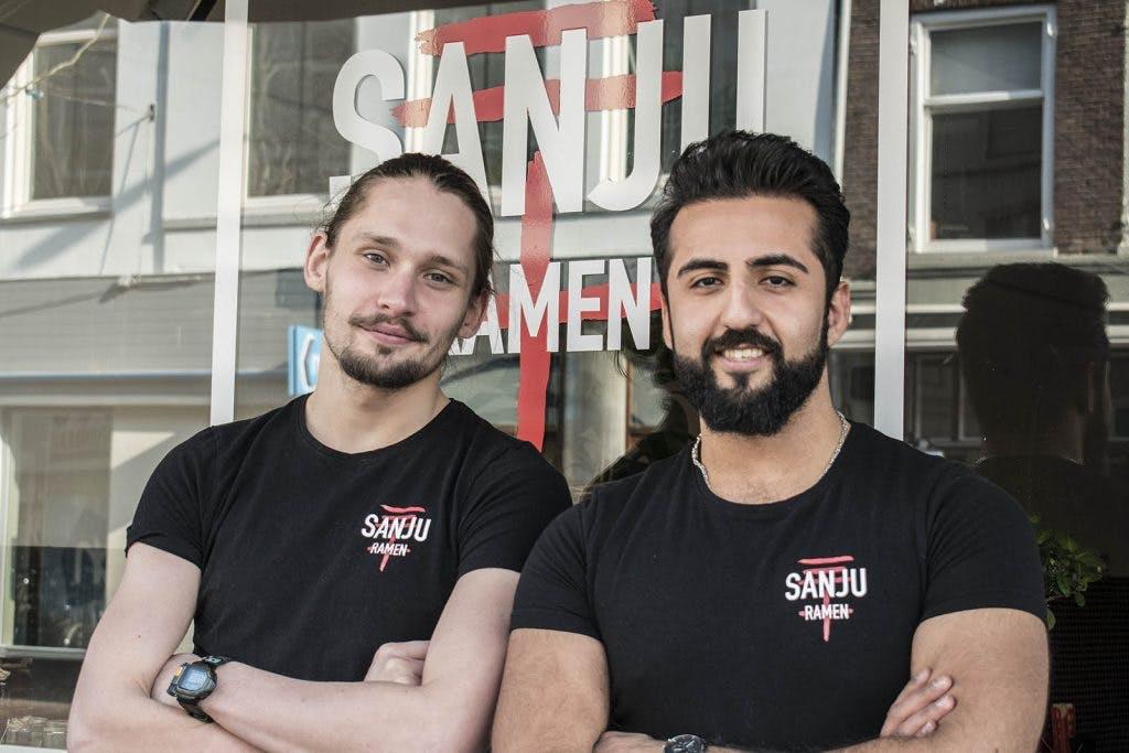 Noodles slurpen aan de Voorstraat: Utrechts eerste ramenbar opent vrijdag de deuren
