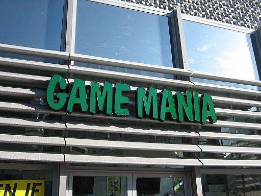 Nieuwe vestiging van Game Mania in Utrecht