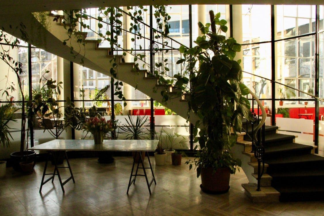 Op bezoek bij creatieve broedplaats LOU Oudenoord