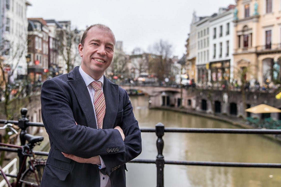 Raadverlater Lex van Eijndhoven: 'Ik wil geen half werk leveren'