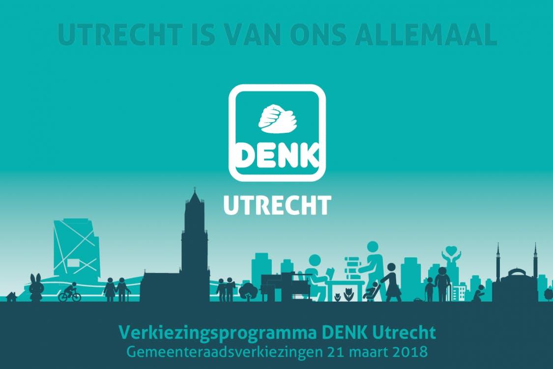 Verkiezingsprogramma DENK Utrecht: 'Weg met milieuzone, Zwarte Piet & koloniale straatnamen'