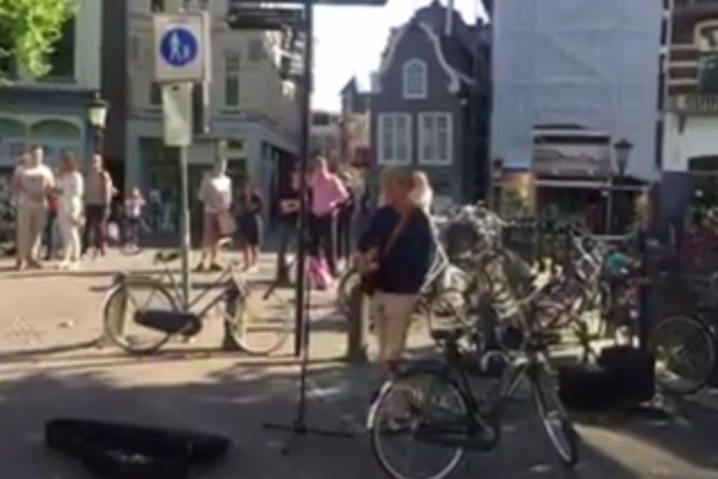 Voice winnaar Jim liet drie jaar geleden in Utrecht al zien dat hij talent had