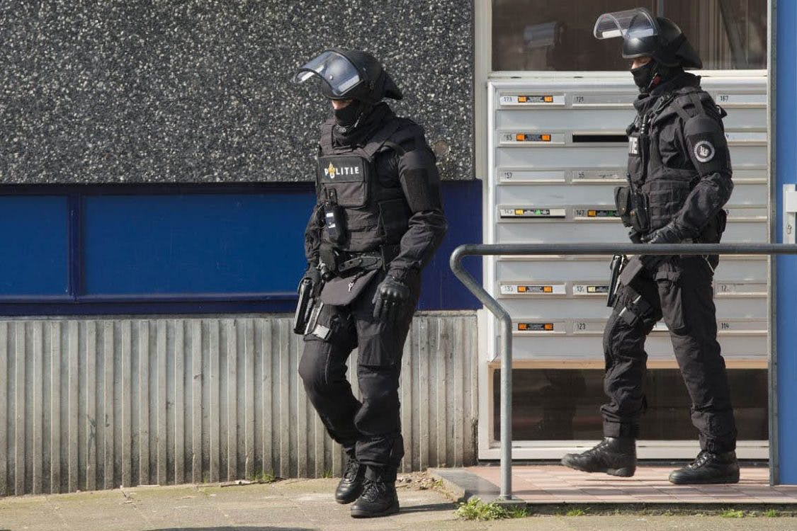 Ook inval in Utrecht tijdens politieactie tegen Caloh Wagoh
