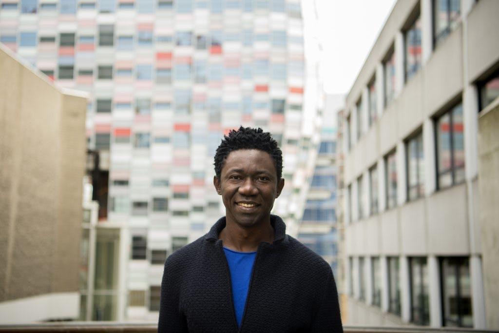Allemaal Utrechters – Babah Tarawally: 'In Sierra Leone was ik mijn leven niet zeker'