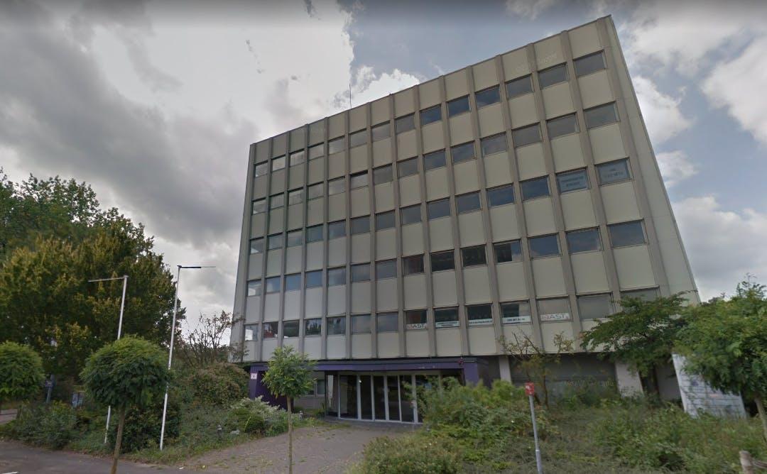 Nieuw hotel in Kanaleneiland op de woonboulevard