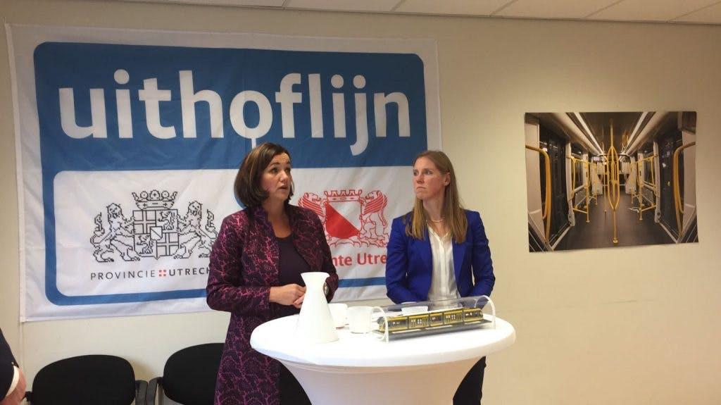 Utrechtse gedeputeerde Verbeek-Nijhof treedt terug vanwege Uithoflijn