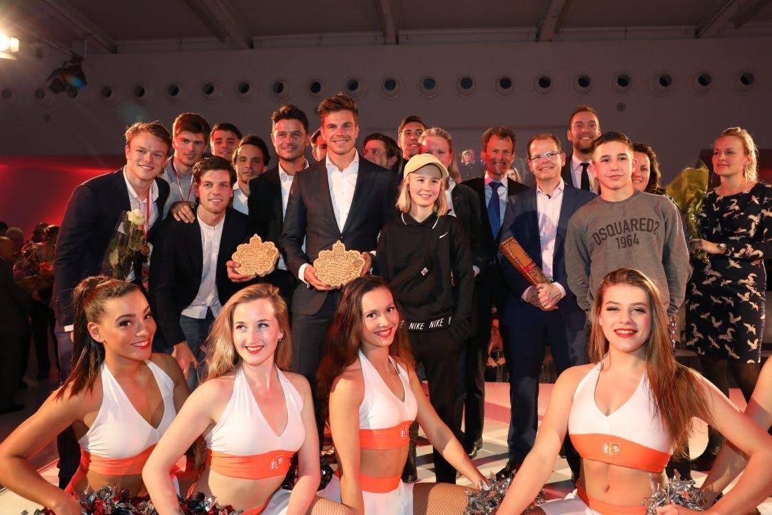 Dit zijn alle winnaars van de Utrechtse sportprijzen