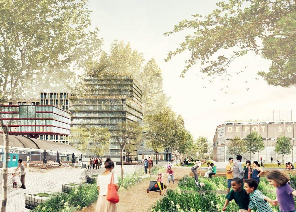 Investeerders kopen 4,5 hectare grond in Merwedekanaalzone in Utrecht: dit zijn de plannen