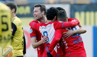 FC Utrecht boekt grootste zege van het seizoen bij Roda JC