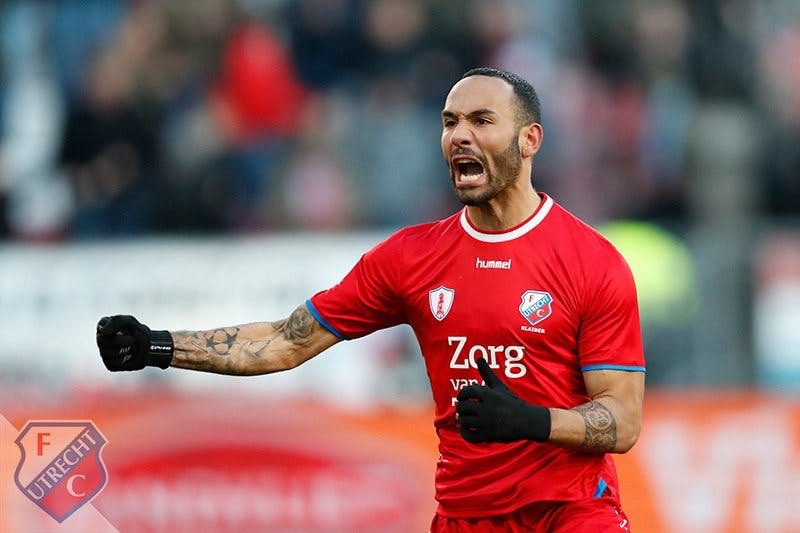 Onoverwinnelijk FC Utrecht stoomt op naar vierde plaats