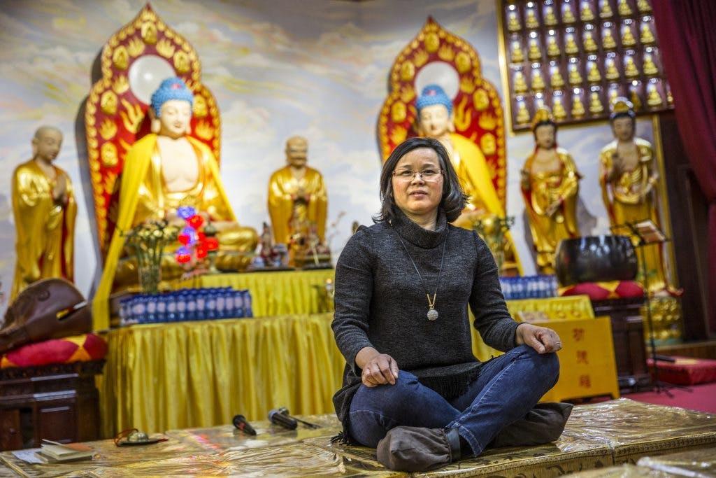 Allemaal Utrechters – Caicha Zhou: 'In China mis ik de boeddhistische tempel in Zuilen'