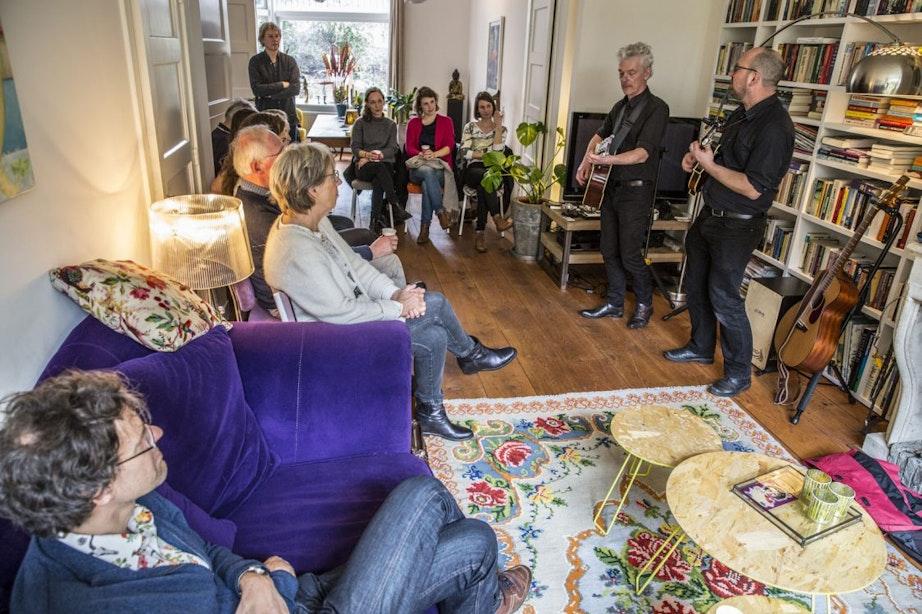 161 woonkamers open bij Gluren bij de Buren Utrecht