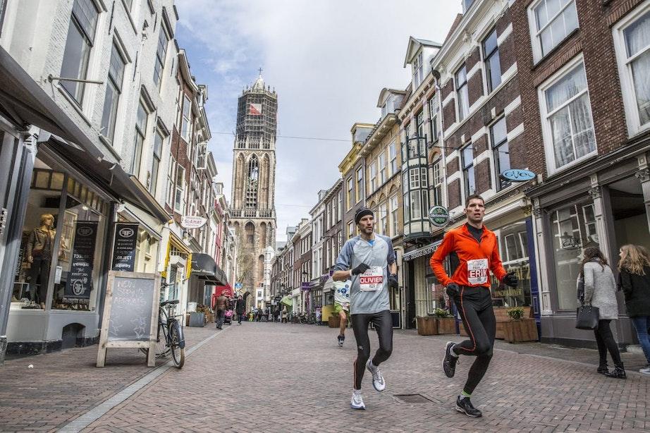 Deel van de stad afgesloten op 12 mei vanwege Utrechtse marathon