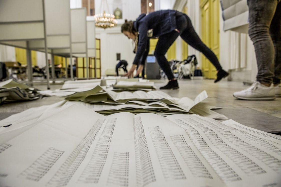 Bekijk hier precies hoeveel stemmen alle partijen en kandidaten kregen bij de verkiezingen in Utrecht