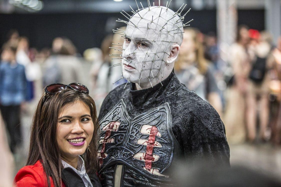 Foto's: Veel sierlijke outfits tijdens Dutch Comic Con
