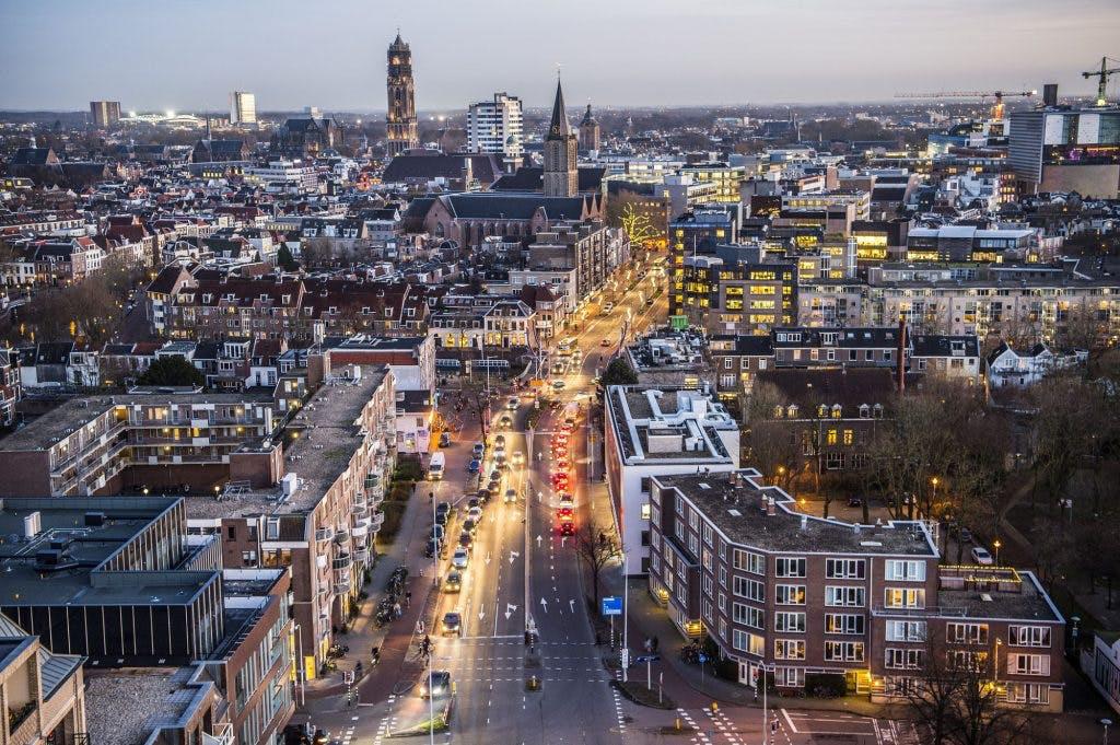 Utrecht wil 900 jaar stadsrechten in 2022 groots vieren