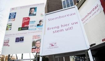Waar kan je stemmen voor de gemeenteraadsverkiezingen in Utrecht?