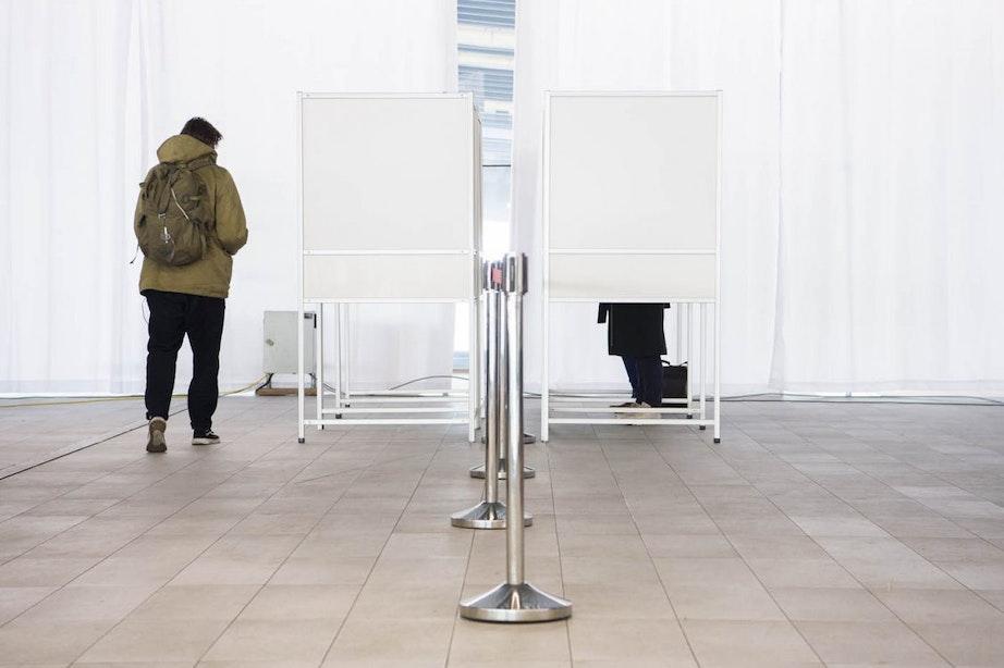 Wat stemmen Utrechters? DUIC vroeg het op Station Utrecht Centraal