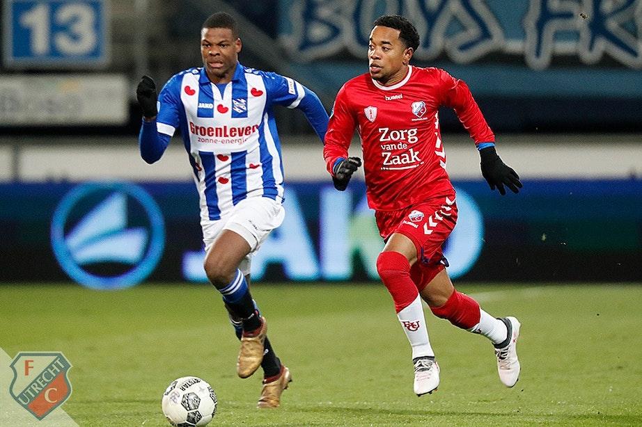 Emanuelson, Joosten en Marsman jaar langer onder contract bij FC Utrecht