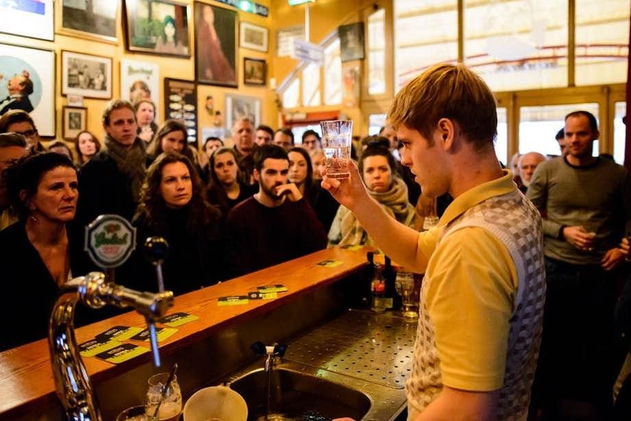 Dagtip: Try-outs van het Café Theater Festival door de hele stad