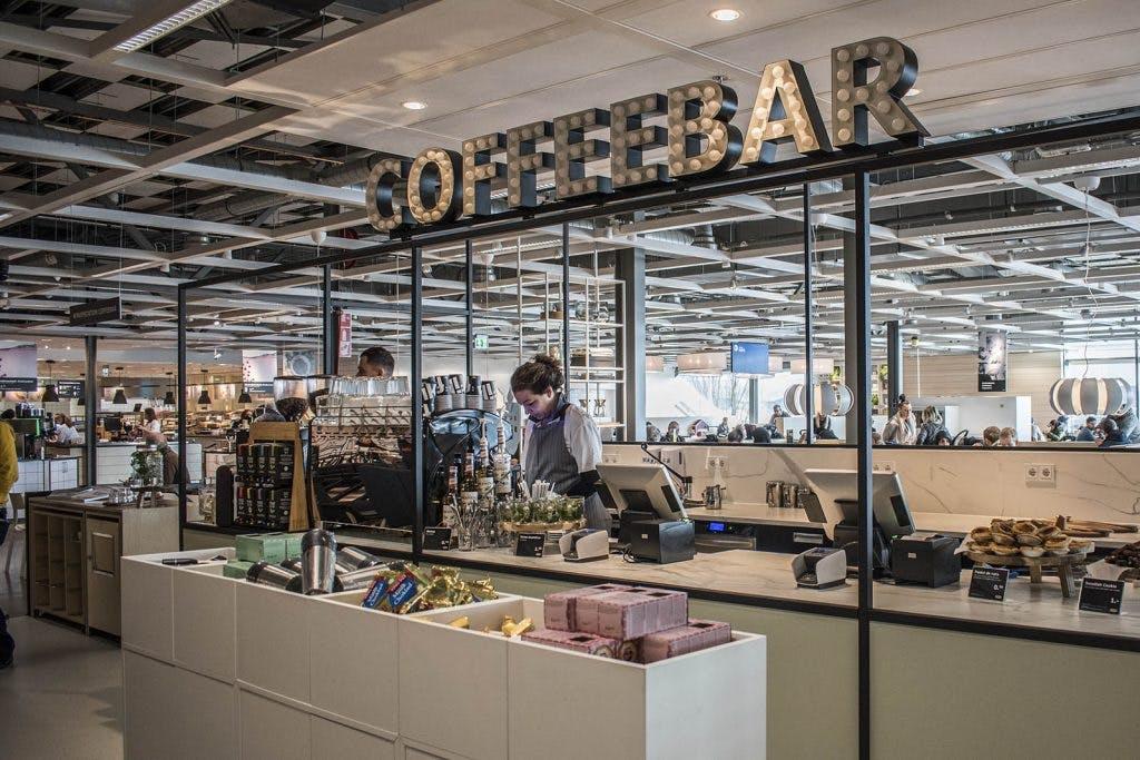 Coffee Bar in IKEA Utrecht is pilot voor rest van Nederland