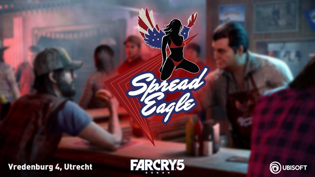 Vredenburgplein in Utrecht krijgt bar van populaire videogame Far Cry