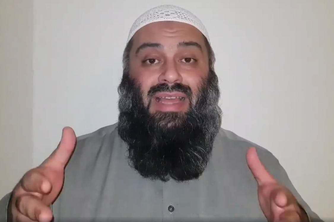 Imam alFitrah-moskee: 'Stem op DENK'