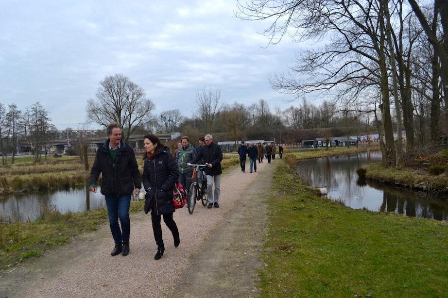 Nieuw park geopend in Utrecht: De Groene Kop