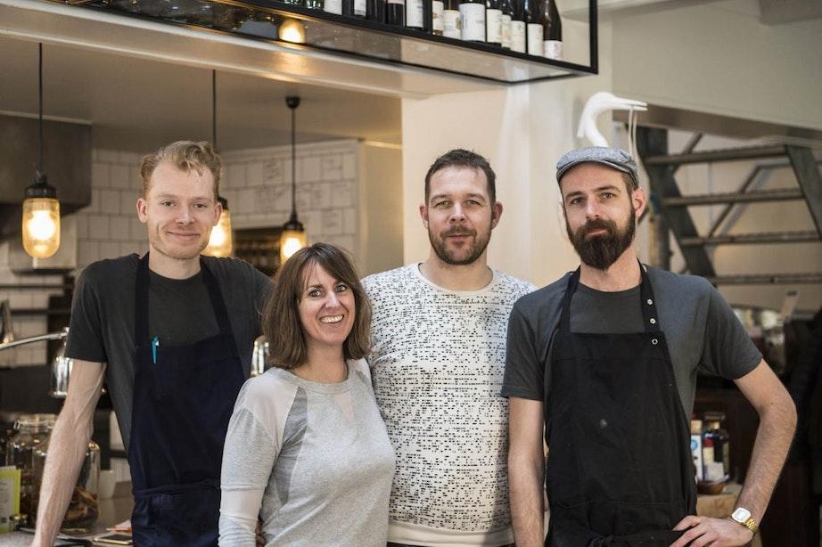 Kijken in Keuken bij Héron Petit Restaurant: Koken met respect