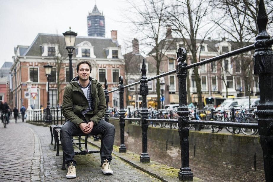 Allemaal Utrechters – Peter Kostov: 'De startup-cultuur in Utrecht vind ik tof'