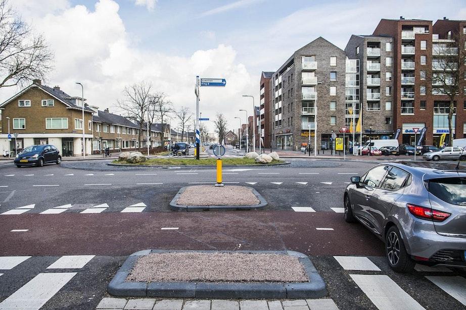 Aanpassen omstreden verkeersplein 't Goylaan gaat in augustus van start