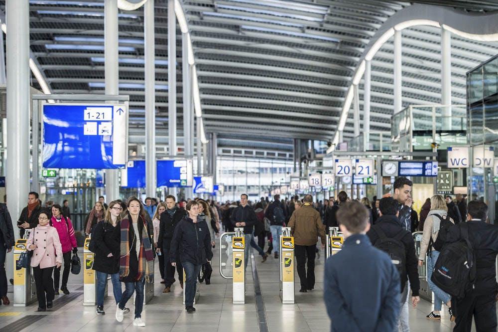 Problemen op het spoor bij Utrecht opgelost