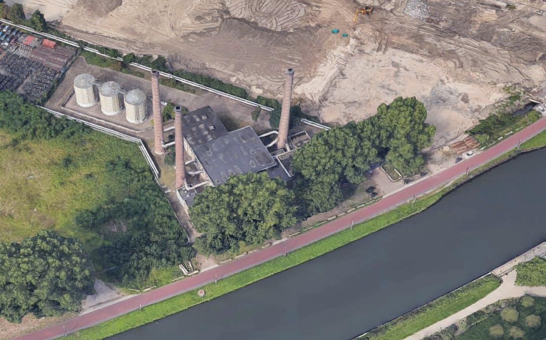 Verbouwing Eneco-centrale Kanaalweg maakt weg vrij voor woningbouw Wilheminawerf
