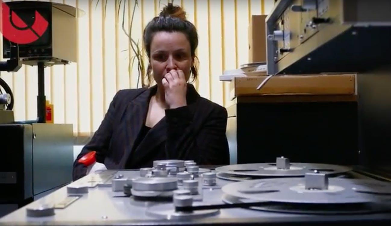 Rabo Next Stage: Vinyl snijden met muzikaal collectief INKT
