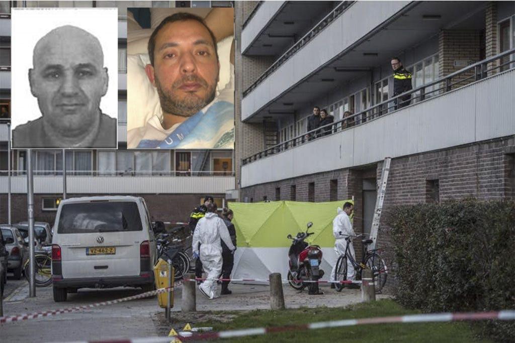 Taghi en Razzouki ook gezocht voor moord op Ranko Scekic in Overvecht