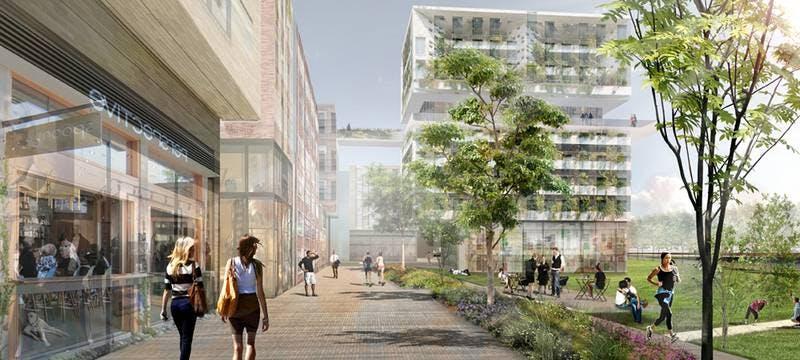 Bouw nieuwe stadswijk op Defensieterrein in Utrecht start in 2019
