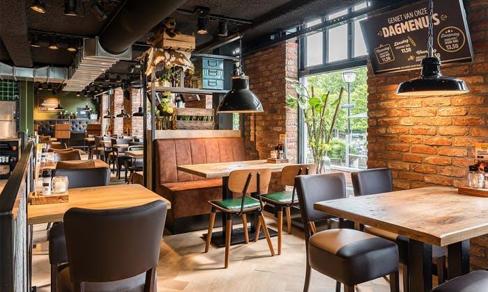 Restaurant De Beren neemt plek in van Stelios aan Ledig Erf Utrecht