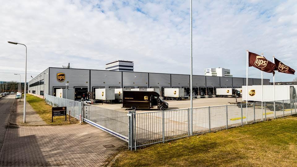 UPS breidt sorteer- en bezorgcentrum in Utrecht flink uit en opent haar grootste vestiging van Nederland